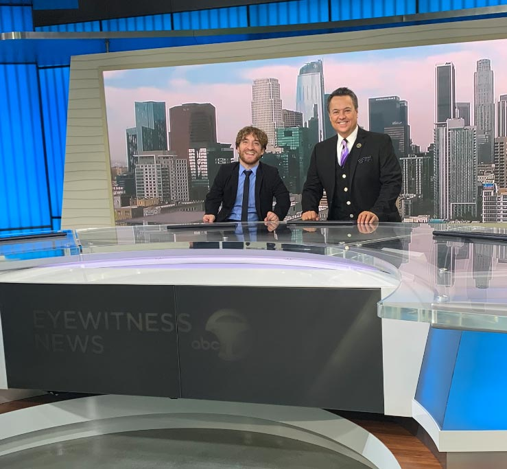 Nic Novicki on eyewitness news